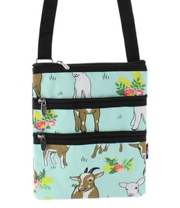 NGIL MESSENGER BAG GOAT GOA 231