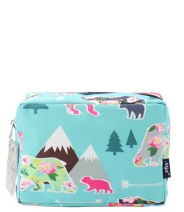 NGIL COSMETIC BAG BEAR BEF 613