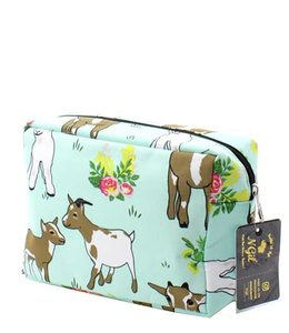 NGIL COSMETIC BAG GOAT GOA 613