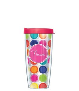 SIGNATURE  TUMBLERS 16 OZ GRANDMOTHER NAME TUMBLER