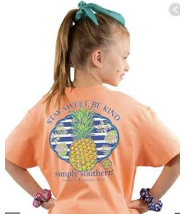 SIMPLY SOUTHERN T-SHIRT YOUTH SWEET