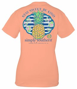SIMPLY SOUTHERN T-SHIRT SWEET
