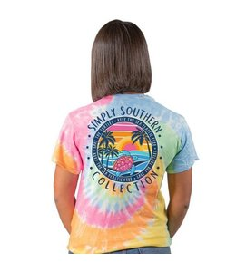 SIMPLY SOUTHERN T-SHIRT SAVE PLASTIC