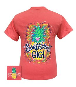 "GIRLIE GIRL ORIGINALS T-SHIRT ""SOUTHERN GIGI"""
