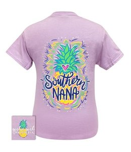 "GIRLIE GIRL ORIGINALS T-SHIRT ""SOUTHERN NANA"""