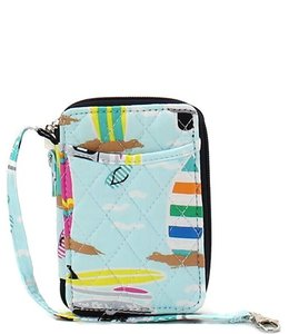 NGIL WALLET WRISTLET QUILTED SURF BEACH SUR 495