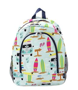 "NGIL BACKPACK ""SURF BEACH PRINT"" SUR 403"
