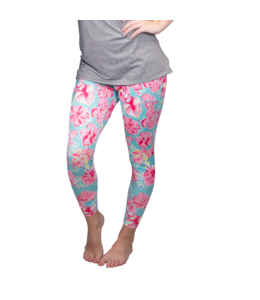 SIMPLY SOUTHERN Leggings Tropic
