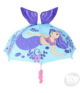Umbrella Mermaid w/ Seahorse Handle