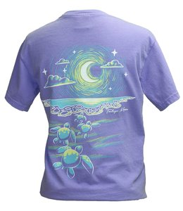 TORTUGA MOON T-Shirt TORTUGA MOON BEACH TURTLES Comfort Color