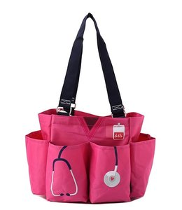 NGIL CADDY BAG NURSE NURS 903 HOT PINK