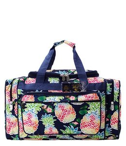 "NGIL DUFFEL BAG 23"" PINEAPPLE CPL 423"