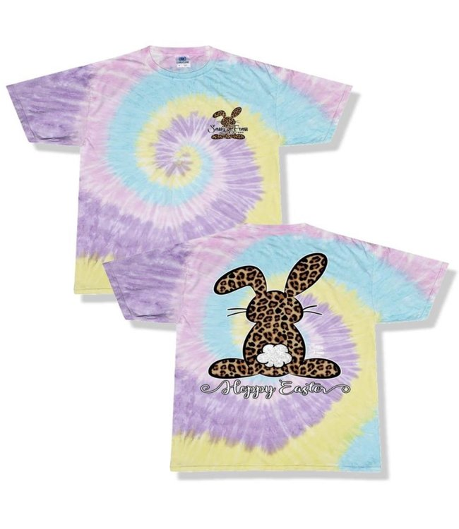 "SASSY FRASS T-SHIRT ""HOPPY EASTER"""