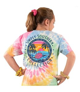 SIMPLY SOUTHERN T-SHIRT YOUTH SAVE PLASTIC