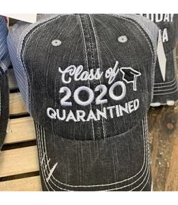KATYDID CLASS OF 2020 QUARANTINED TRUCKER BALL CAP