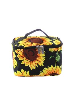 NGIL COSMETIC BAG SMALL SUNFLOWERS SUF 277