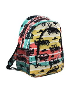 NNK CREATIONS BACKPACK CANVAS JEEP JEP 403