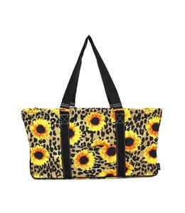 NGIL Tote Utility Leopard Sunflower SLEO 603