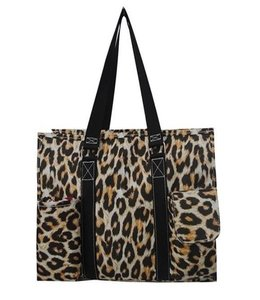 NGIL Tote Small Utility Leopard LPD 731