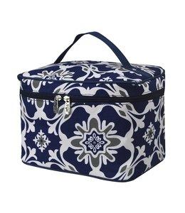 Cosmetic Bag Large Quatro Vine BLN 983 Navy