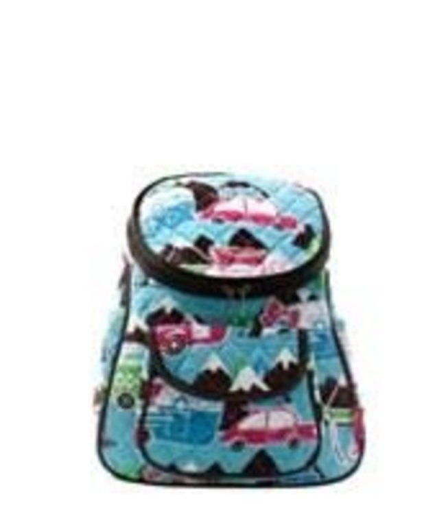 NGIL BACKPACK SMALL QUILTED CAMPER CMP 286