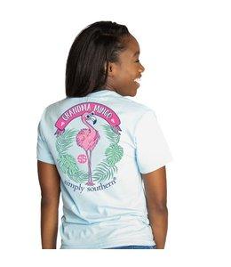 SIMPLY SOUTHERN T-shirt Simply Southern Grandmamingo Ice