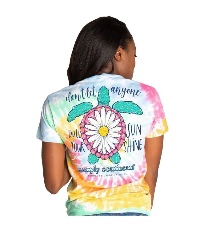 SIMPLY SOUTHERN T-shirt Simply Southern Sunshine Classic
