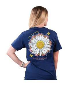 SIMPLY SOUTHERN T-shirt Simply Southern Worthy Midnight