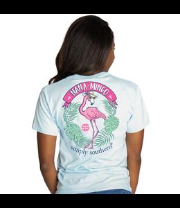 SIMPLY SOUTHERN T-shirt Simply Southern Nanamingo Ice