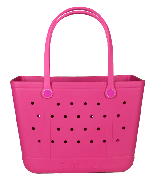 SIMPLY SOUTHERN Simply Tote SS LG Solids