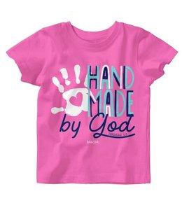 BABY T T-Shirt Handmade God Raspberry