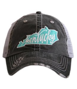 KATYDID KENTUCKY STATE TRUCKER HAT