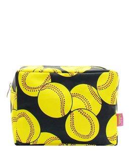 NGIL COSMETIC BAG SOFTBALL SOF 613