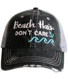 KATYDID BEACH HAIR DON'T CARE WAVES TRUCKER
