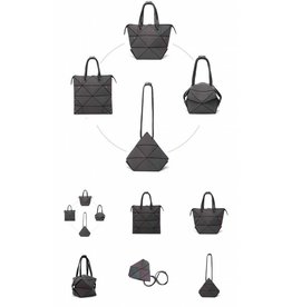 Convertible Handbag Iridescent