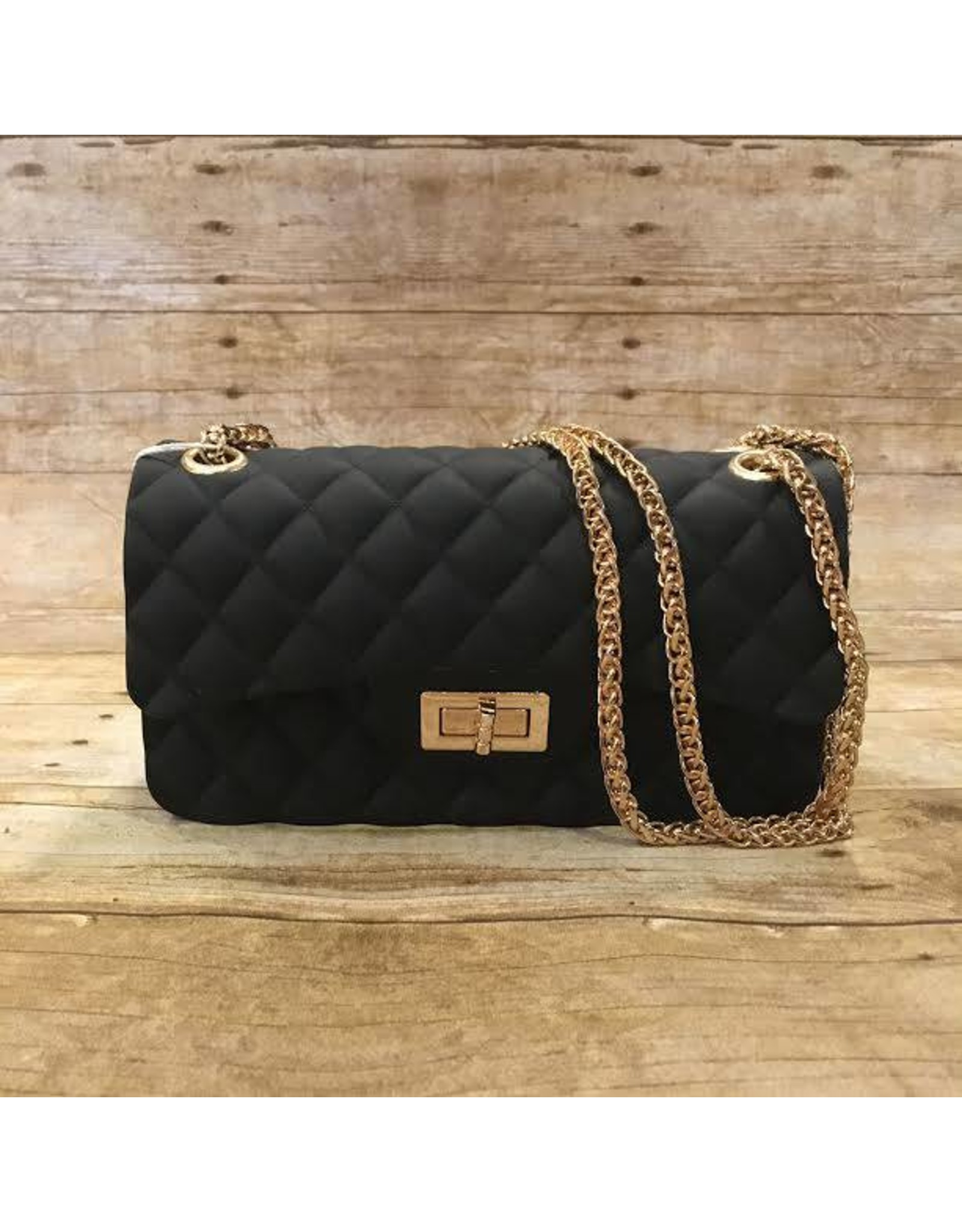 Small Gold Chain Handbag