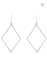Erica Nikol Diamond Dangles
