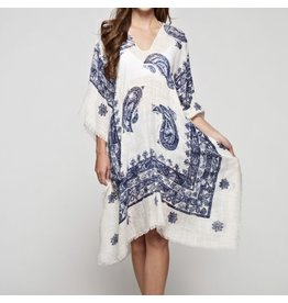 Paisley Caftan (one-size)