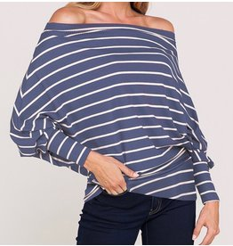 Striking Stripe Top