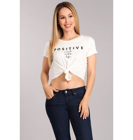 LATA Fitted Statement Crop