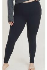 LATA Plus Highwaist Essential Leggings