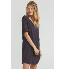 Z Supply Z SUPPLY V-Neck T-Shirt Dress