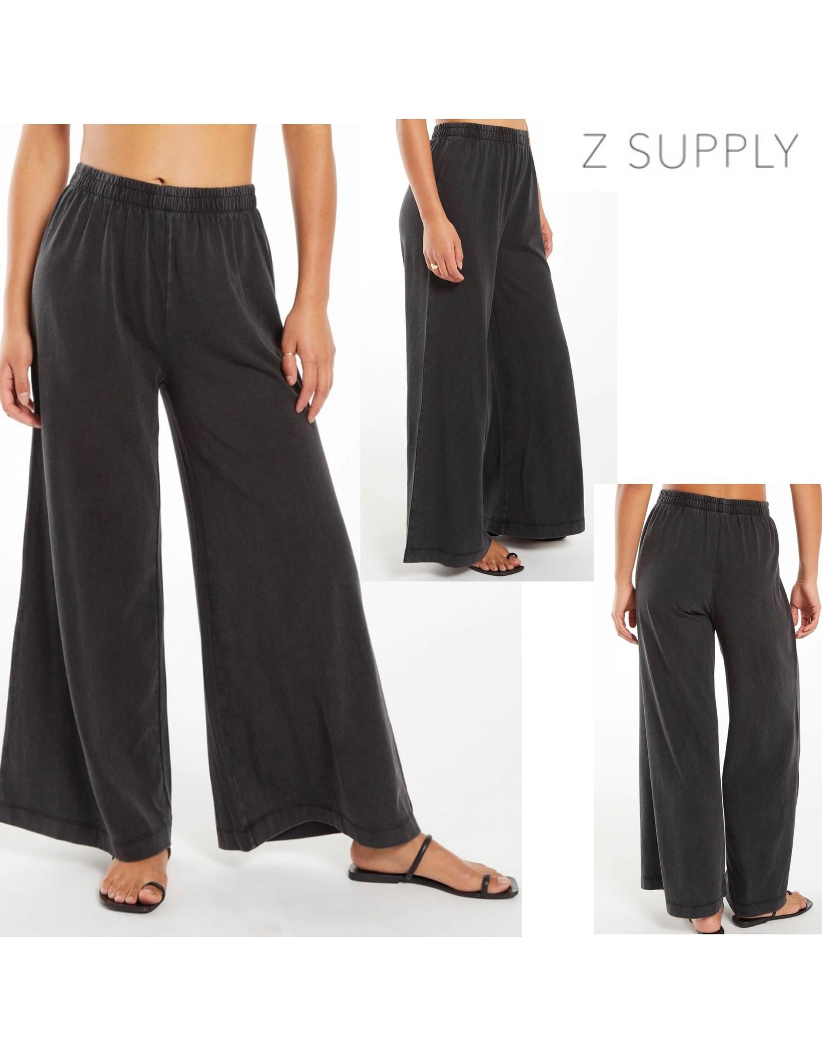 Z Supply Z SUPPLY Scout Jersey Flare Pants