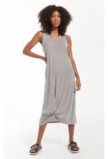 Z Supply Reverie Knot Triblend Dress