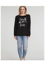 LATA Faith Over Fear Shirt