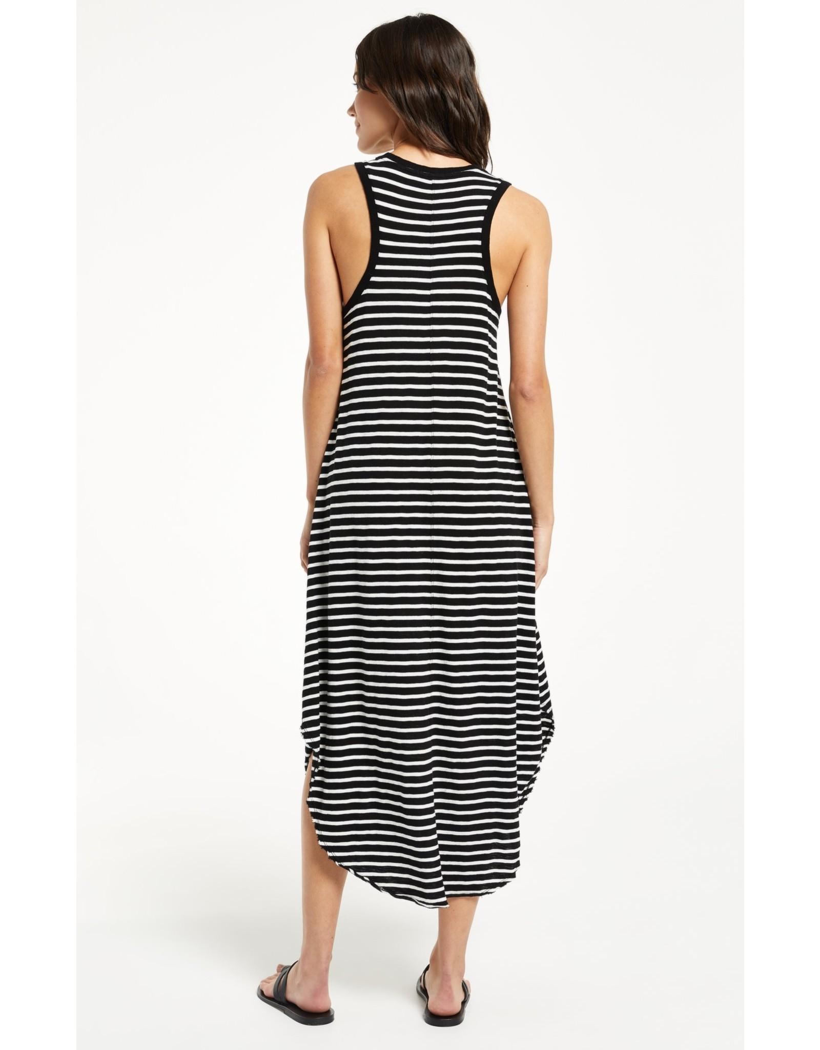 Z Supply Reverie Inverted Stripe Dress