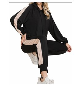 LATA French Terry Joggers
