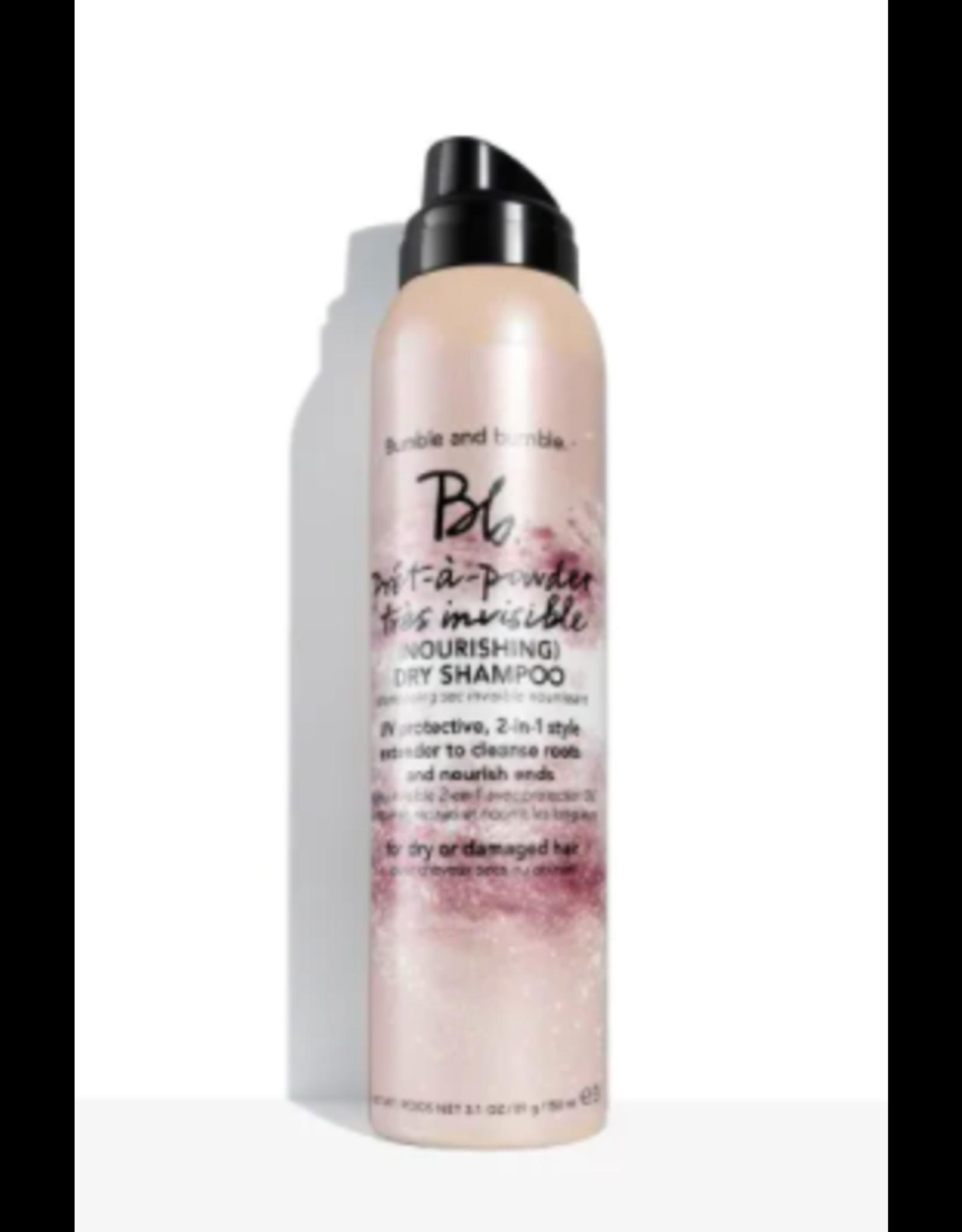 Bb Prêt-à-Powder Très Invisible Nourishing Dry Shampoo 3.1 oz