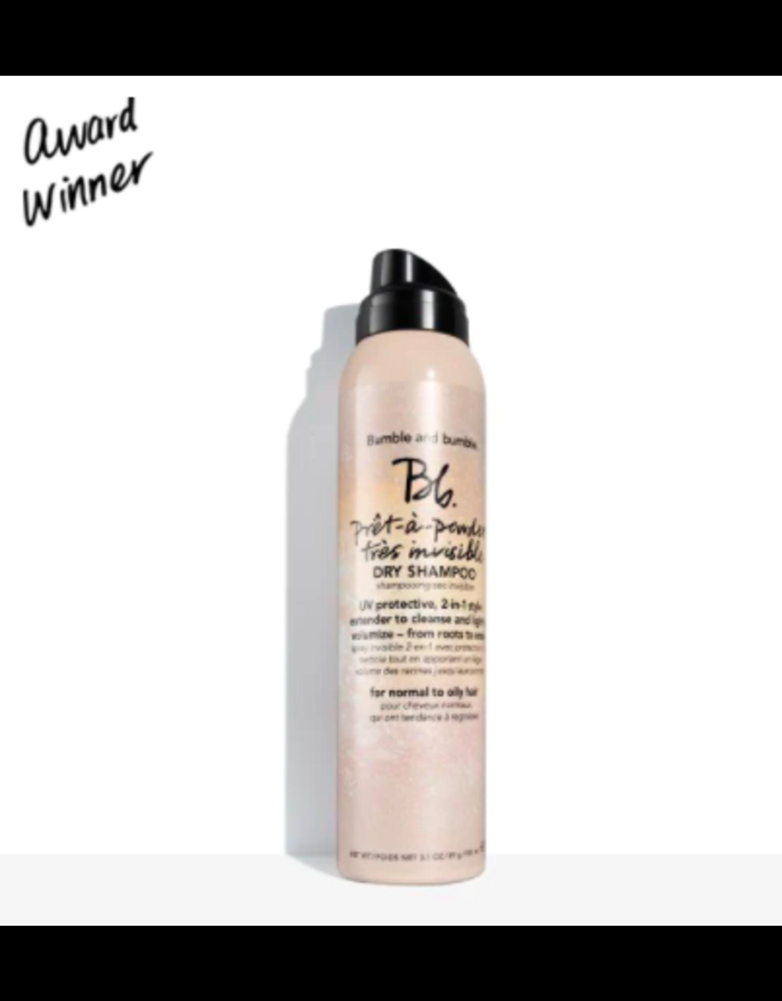 Bb Prêt-à-Powder Très Invisible Dry Shampoo 3.1 oz