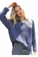 LATA Little Details Oversized Sweater